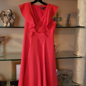 Sexy red dress. New with tags.